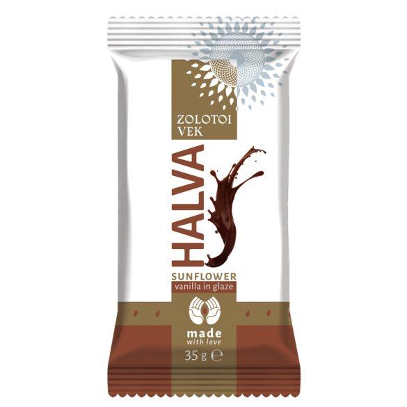 Vanília mázas-csokoládés szelet 35g