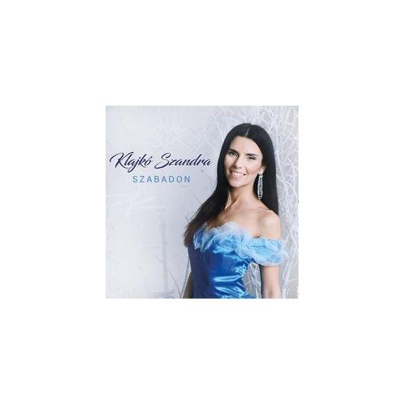 Klajkó Szandra - Szabadon (CD)