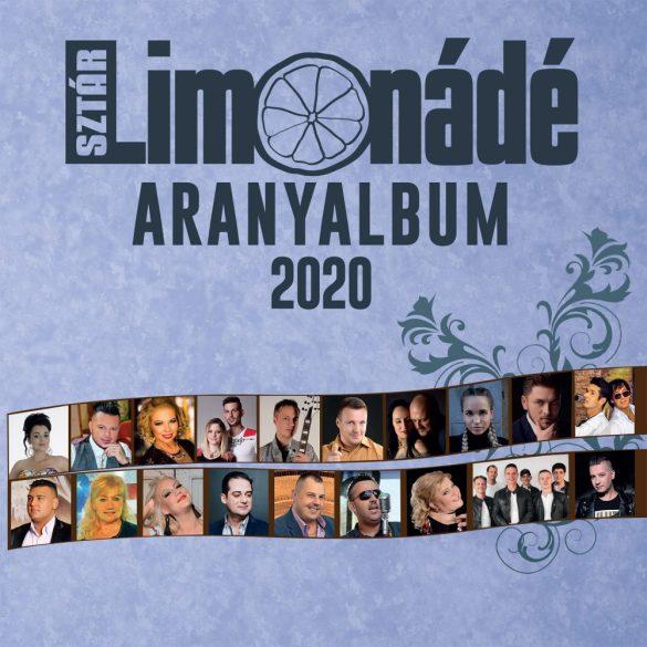 Sztárlimonádé Aranyalbum 2020 (2CD)