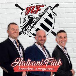 Hatvani Fiúk - Szerelem a végzetem (CD)
