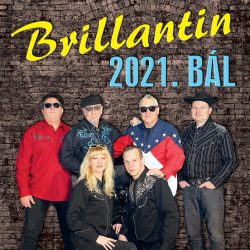 Brillantin - 2021. BÁL (CD)