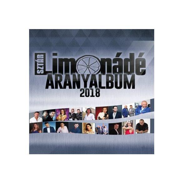 Szárlimonádé Aranyalbum 2018