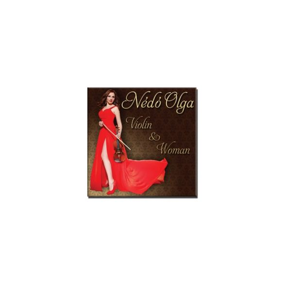 Nédó Olga - Violin & Woman