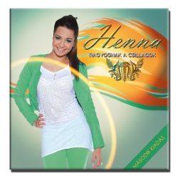 Henna - Ragyognak a csillagok (Második kiadás)