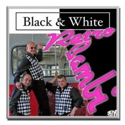 Black & White - Retro Bambi