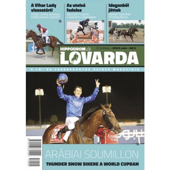 Hippodrom és Lovarda Magazin 2019/05