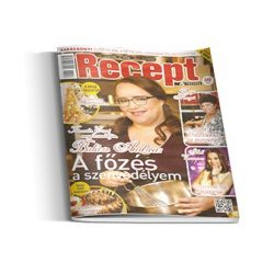 Recept & Rejtvény reklámfelületek