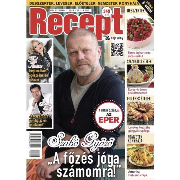 Recept & Rejtvény 2019/05