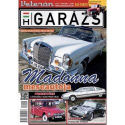 Veterán Garázs Magazin 2019/05